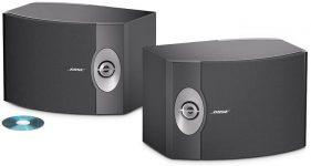 Análisis Bose 301 Serie V Altavoces de estantería