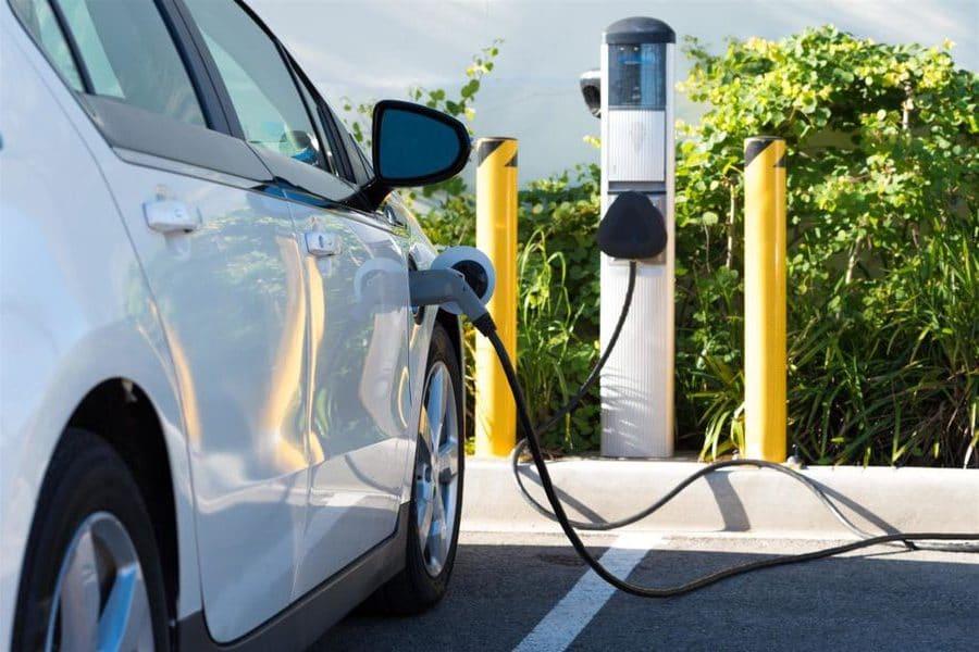 carga para vehículos eléctricos